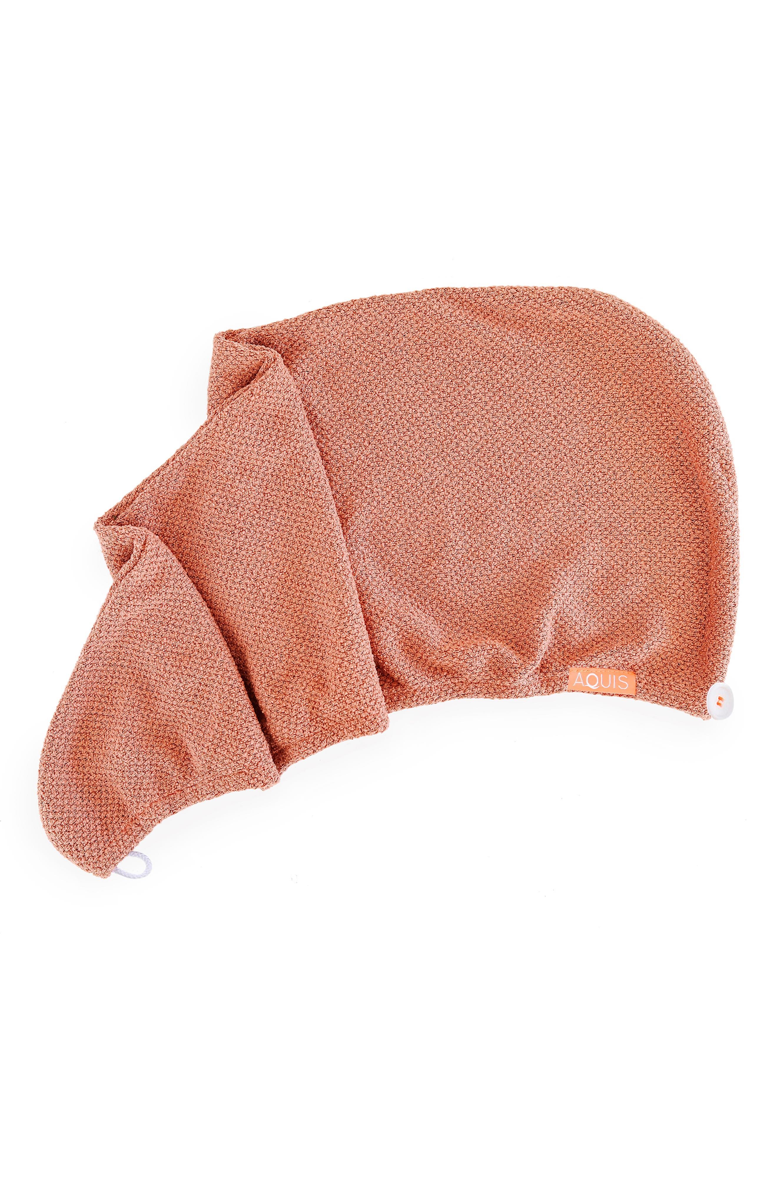 Copper Sure Rapid Dry Hair Wrap