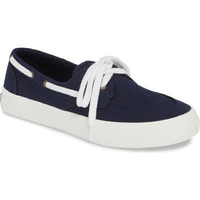 Sperry Crest Boat Sneaker, Blue