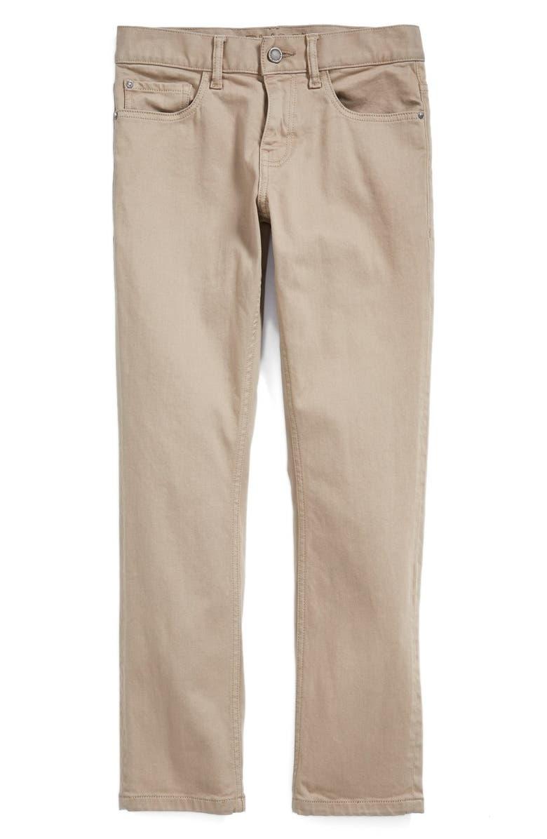 DL1961 'Brady' Slim Fit Jeans, Main, color, BIRCH