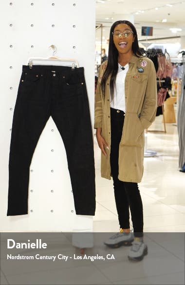 Slim Fit Selvedge Jeans, sales video thumbnail