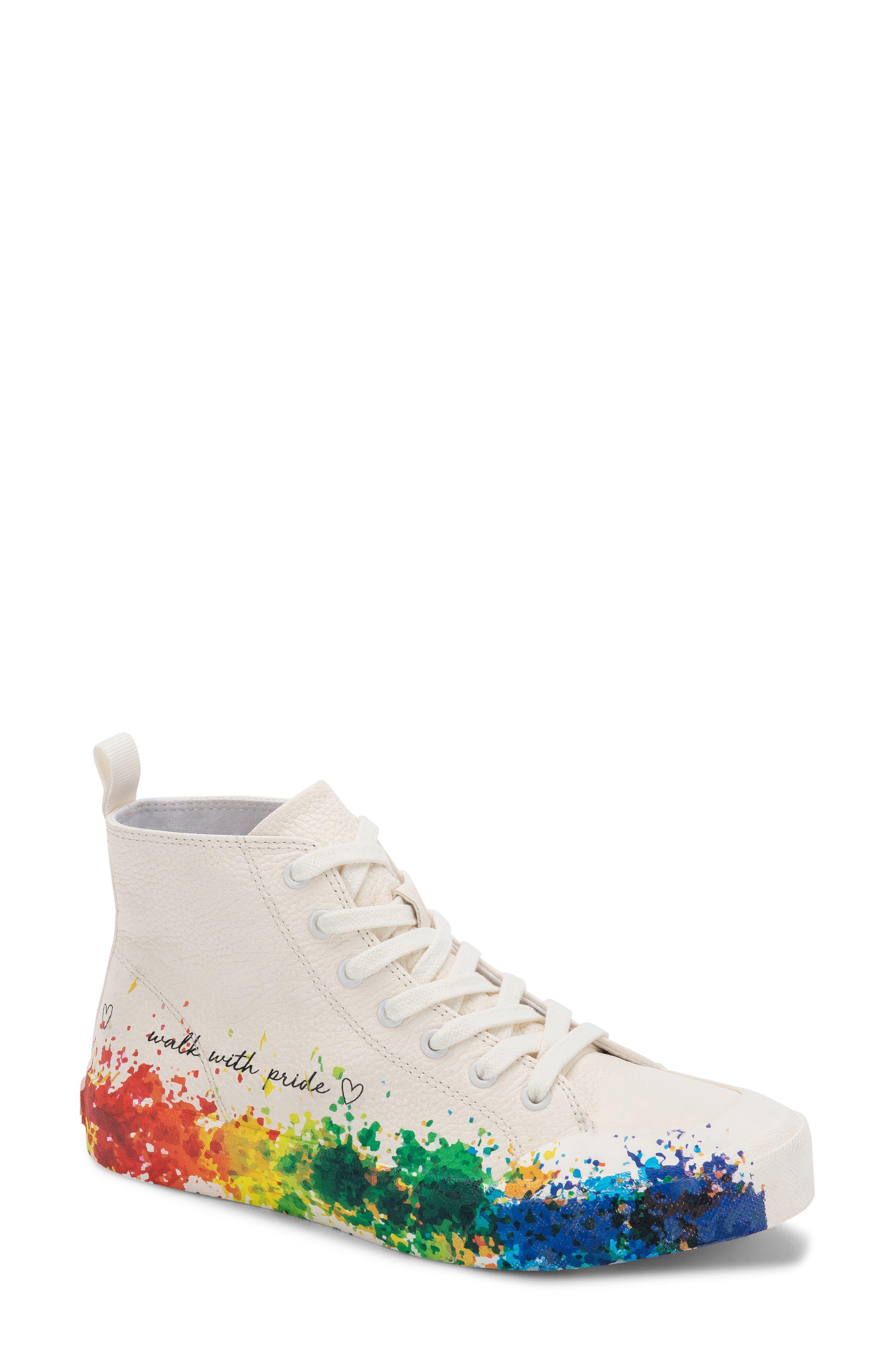 Brycen Pride High Top Sneaker