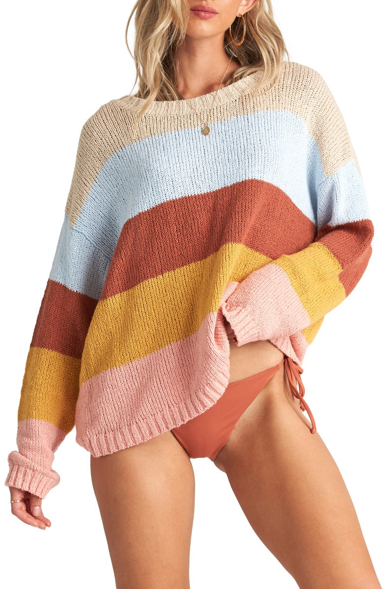 BILLABONG Lost Paradise Sweater, Main, color, 200