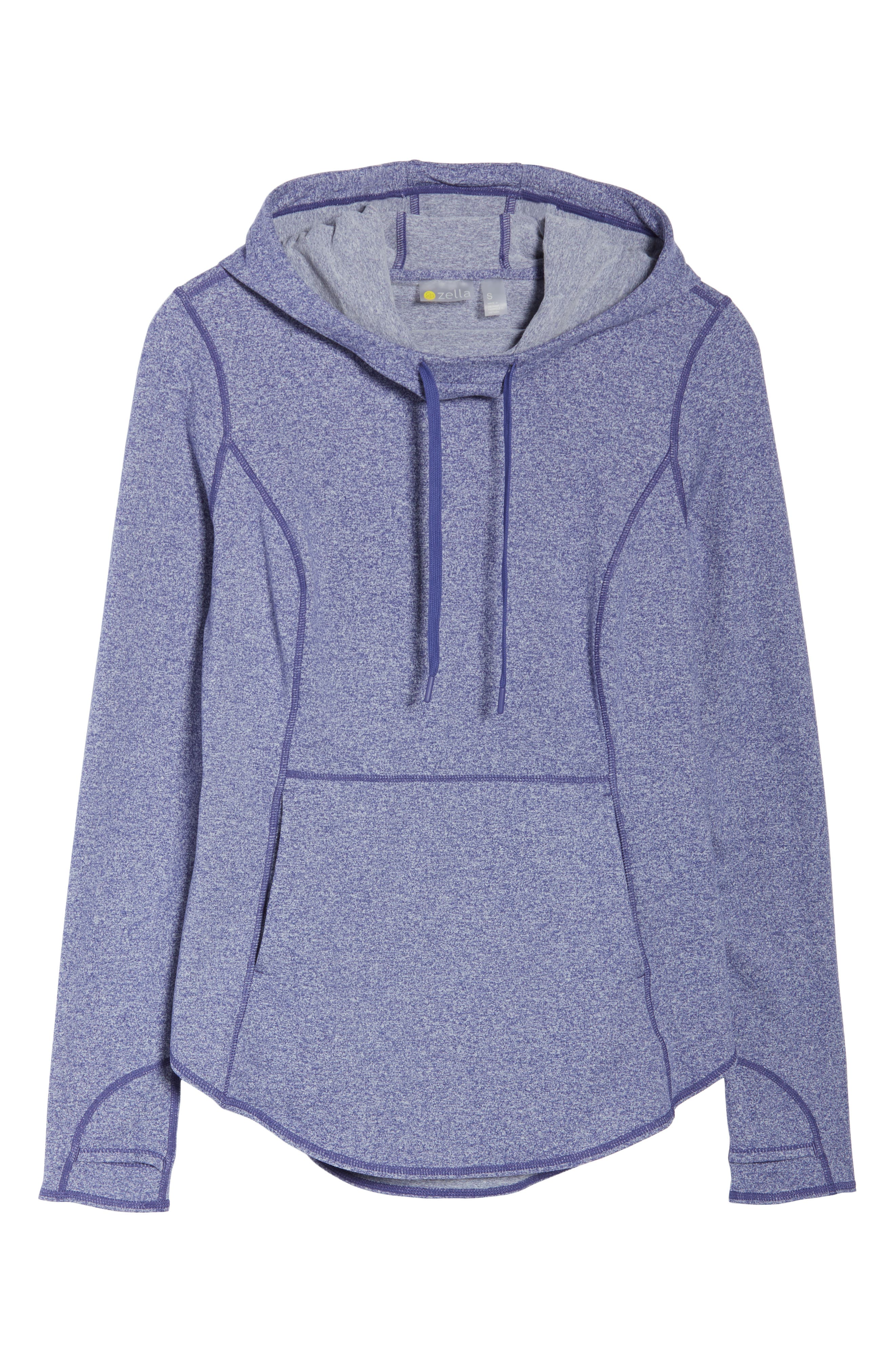 ,                             Taryn Ultrasoft Recycled Pullover Hoodie,                             Alternate thumbnail 25, color,                             401
