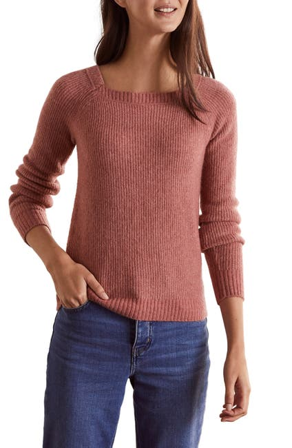Image of BODEN Queensberry Fluffy Sweater