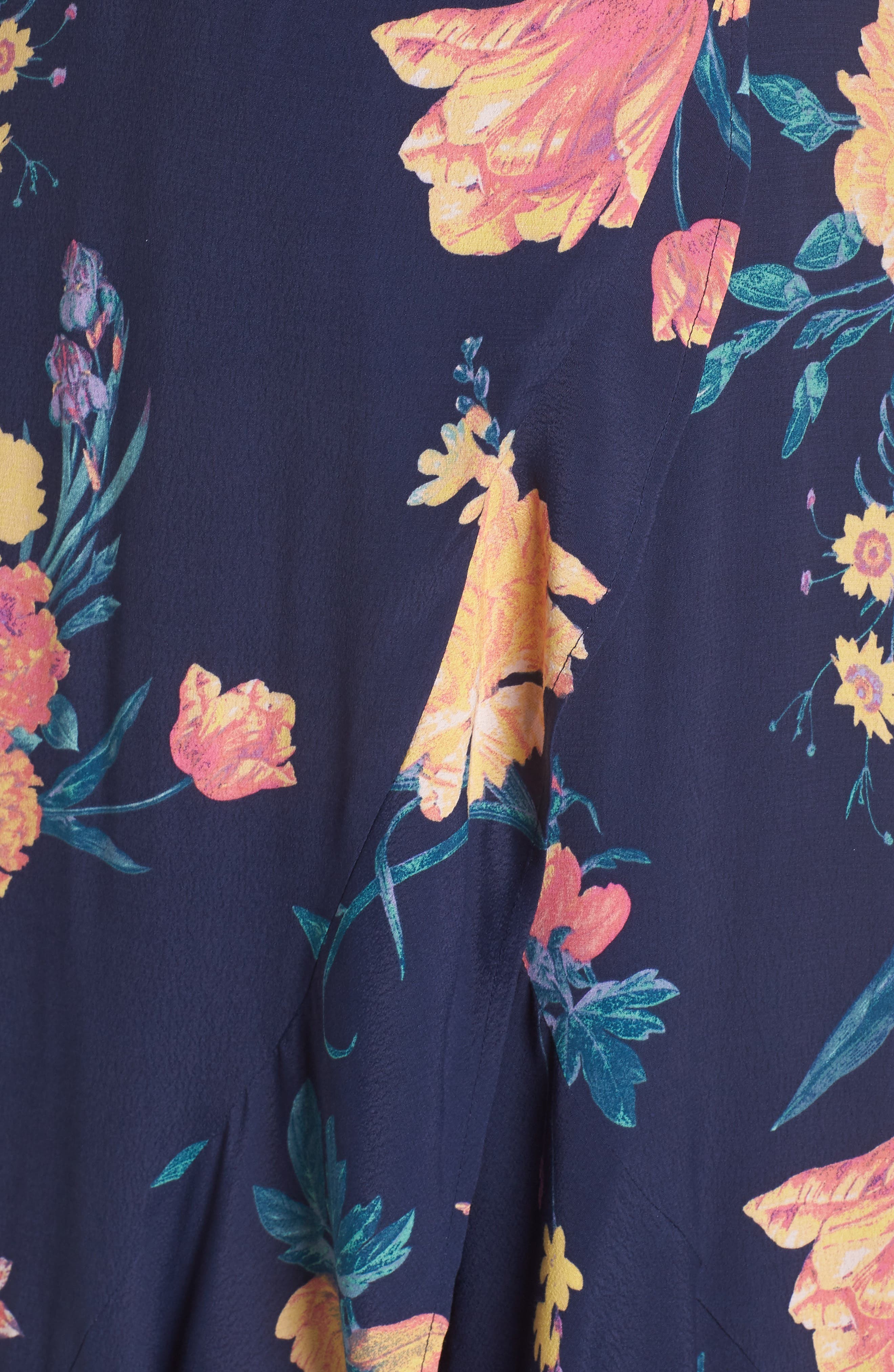 ,                             Long Languid Dress,                             Alternate thumbnail 12, color,                             410