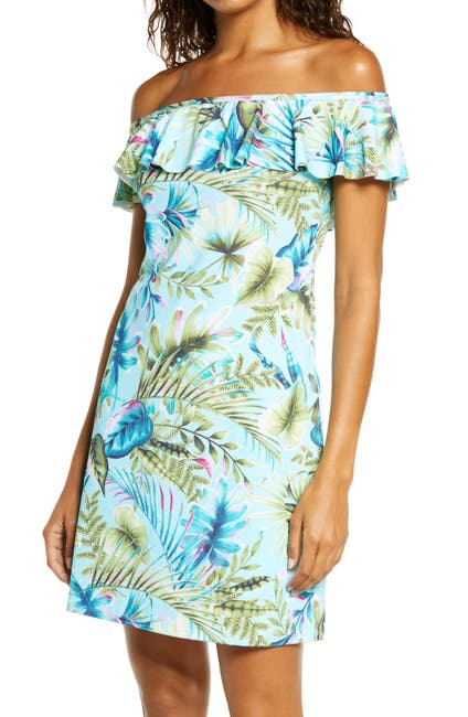 Image of Tommy Bahama Sun Kissed Spa Dress
