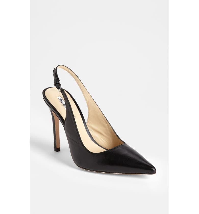 CHARLES BY CHARLES DAVID Charles David 'Faina' Pump, Main, color, 001