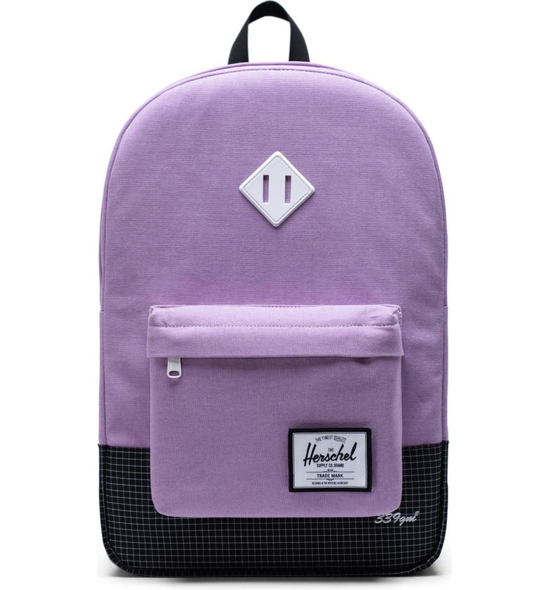 HERSCHEL SUPPLY CO. Classic Backpack, Main, color, REGAL ORCHID/ BLACK