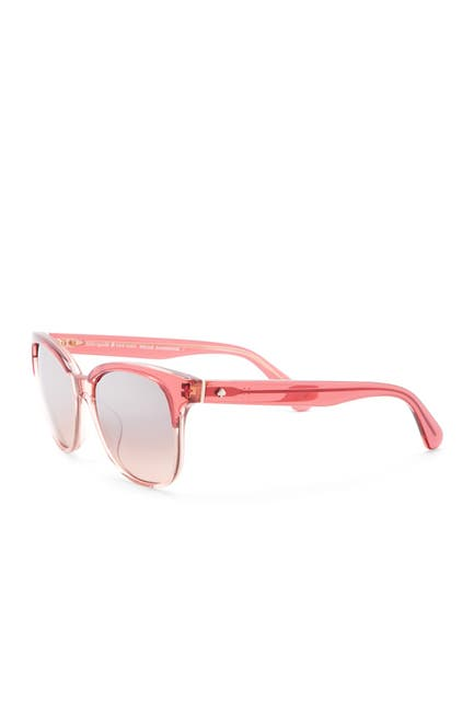 Image of kate spade new york 52mm arlynn square sunglasses