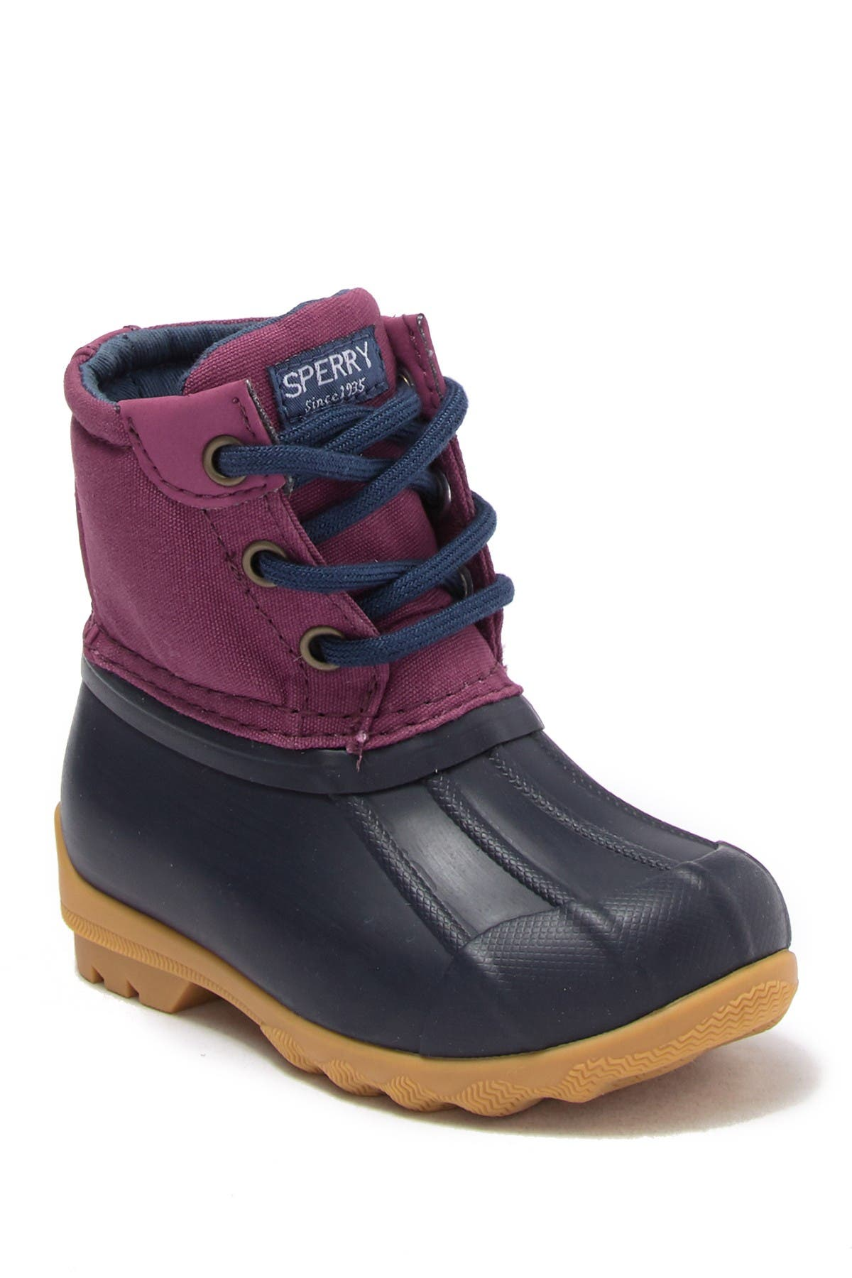 Sperry | Port Lace Up Duck Boot