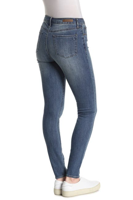 Image of Articles of Society Hilary Mid Rise Skinny Jeans