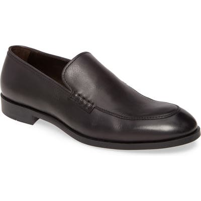 Ermenegildo Zegna Sienna Flew Venetian Loafer - Brown