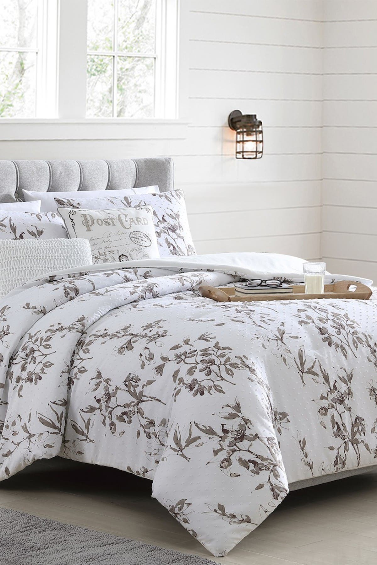 Modern Threads 5-Piece Jacquard Comforter Set - King at Nordstrom Rack