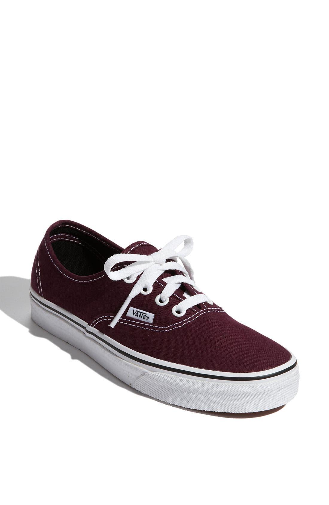 ,                             'Authentic' Sneaker,                             Main thumbnail 657, color,                             502