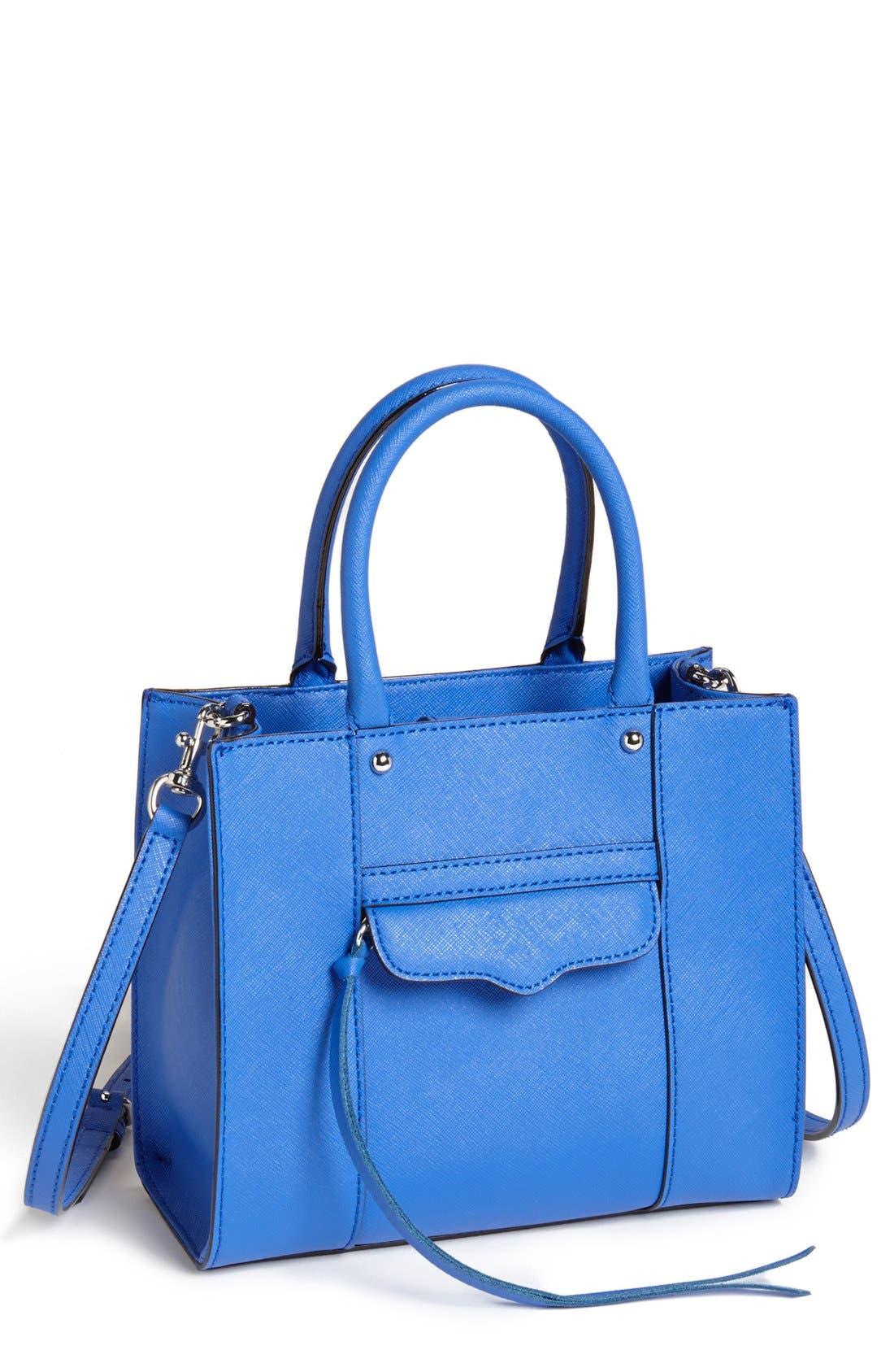,                             'Mini MAB Tote' Crossbody Bag,                             Main thumbnail 69, color,                             430