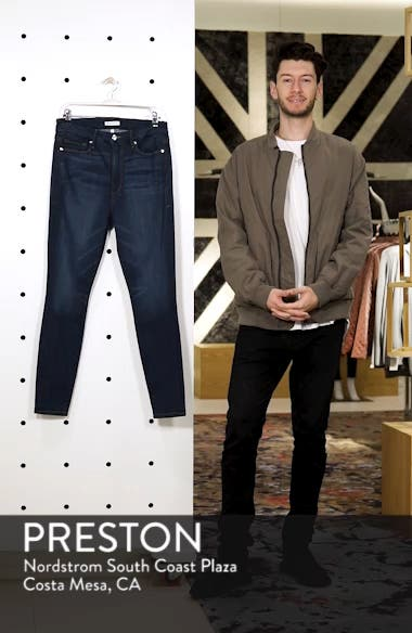 Good Waist High Rise Skinny Jeans, sales video thumbnail