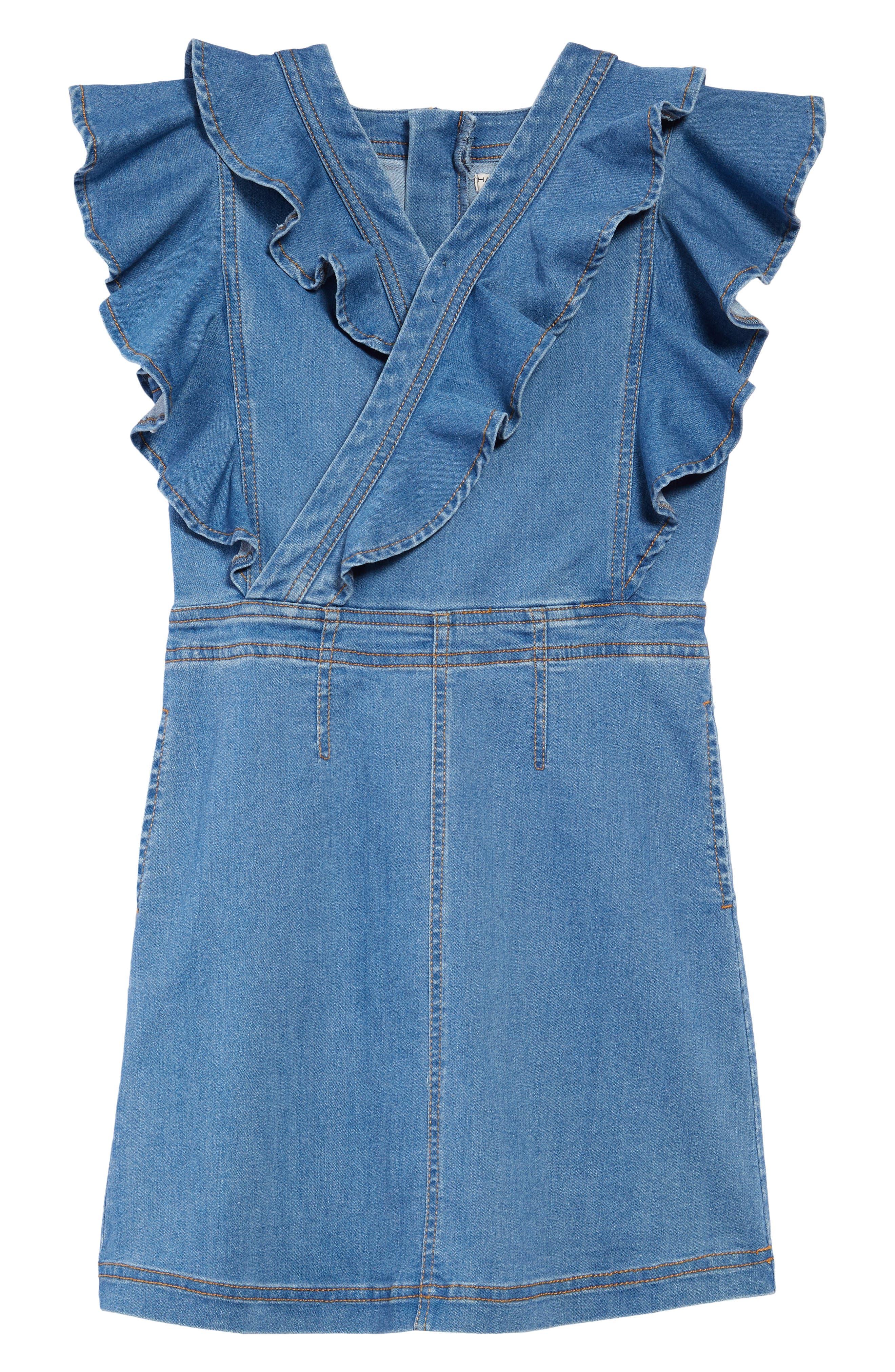 Blue Jean Dresses,blue jean dress,