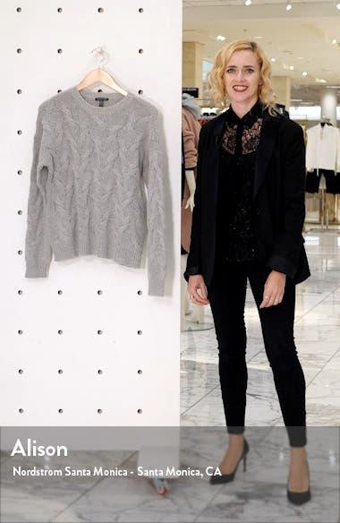Crewneck Wool Blend Sweater, sales video thumbnail