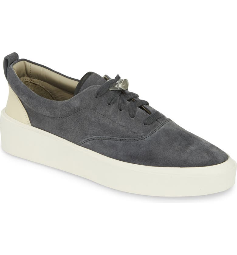 FEAR OF GOD 101 Sneaker, Main, color, BLACK SUEDE W/ CREAM LEATHER
