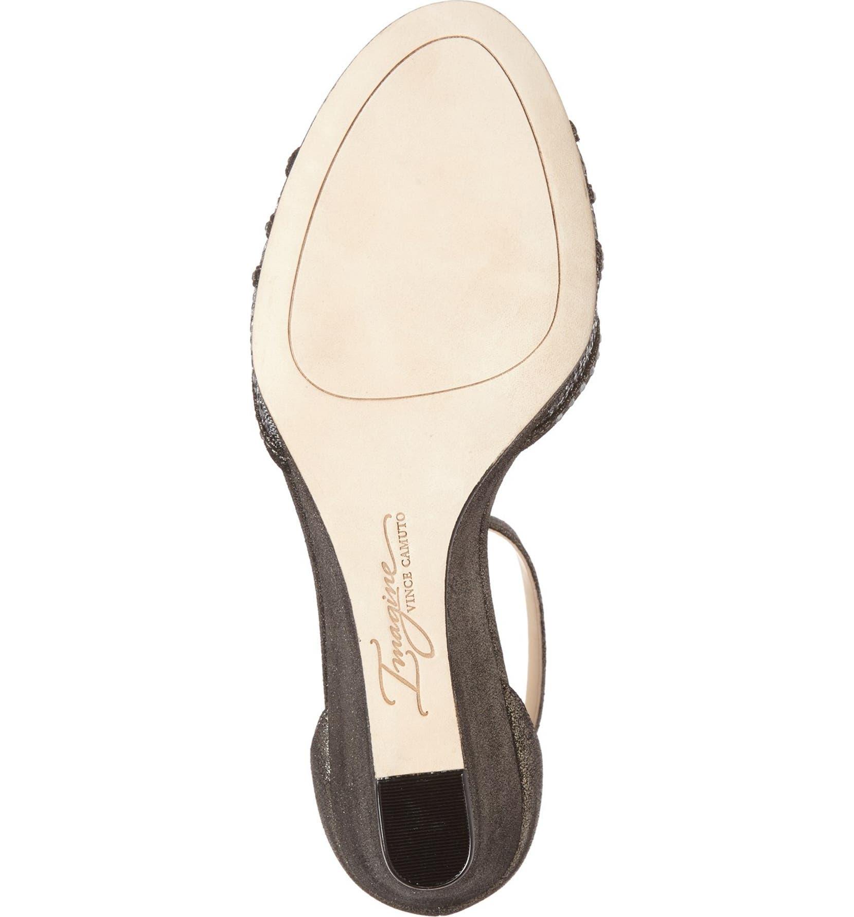 e280ec1c25 Imagine by Vince Camuto 'Joan' Studded Wedge Sandal (Women)   Nordstrom