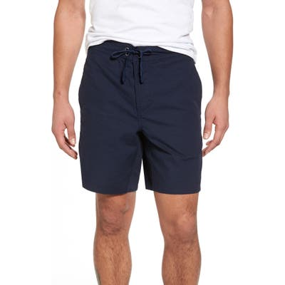 Patagonia Stretch All-Wear Hybrid Shorts, Blue