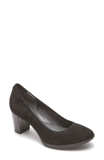 Image of Rockport Chaya Round Toe Pump