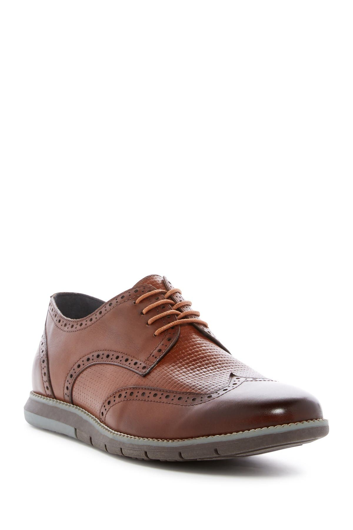 Image of Vintage Foundry Awesome Wingtip Derby