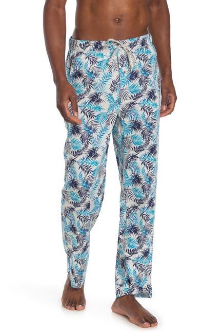 Image of Tommy Bahama Palm Print Lounge Pants