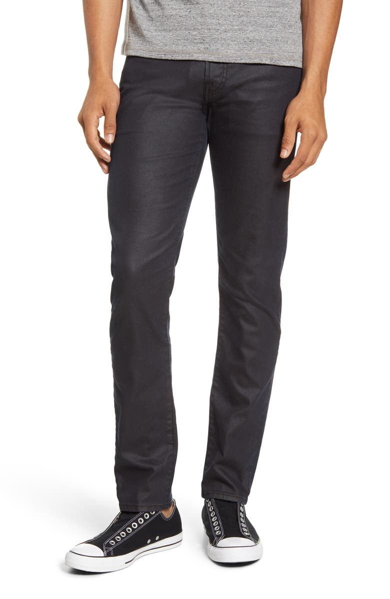 7 FOR ALL MANKIND<SUP>®</SUP> Paxtyn Skinny Fit Jeans, Main, color, 400