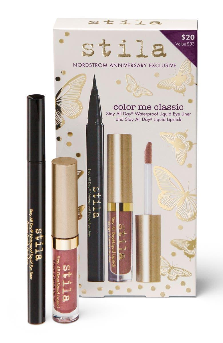 STILA Color Me Classic Set, Main, color, 000