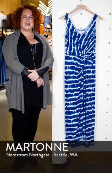 Oliana Maxi Dress, sales video thumbnail