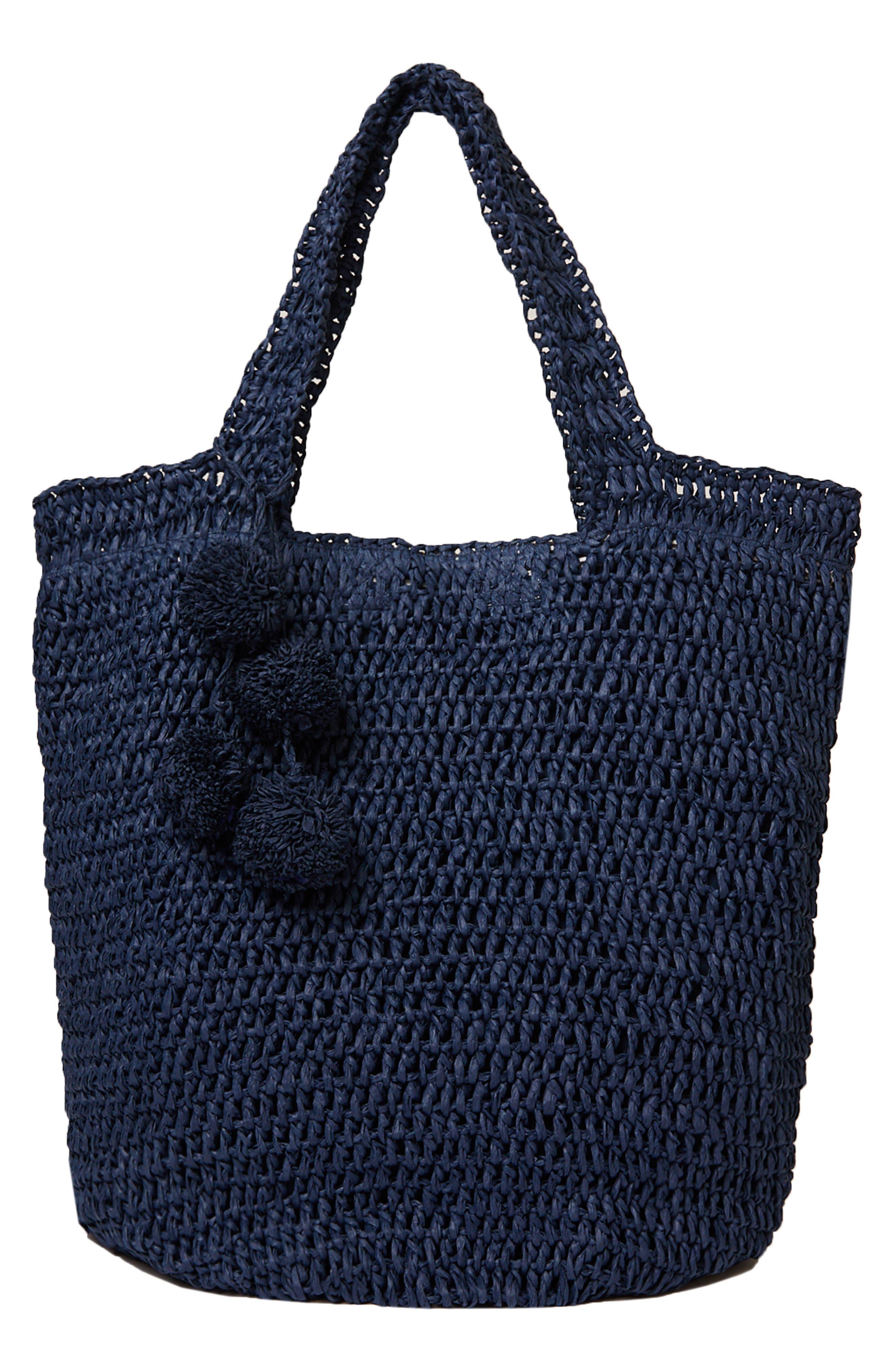 Riley Crochet Tote