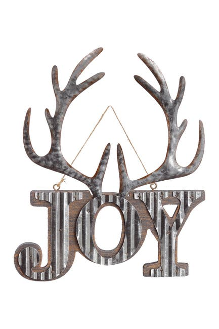 Image of ALLSTATE Antler Joy Ornament