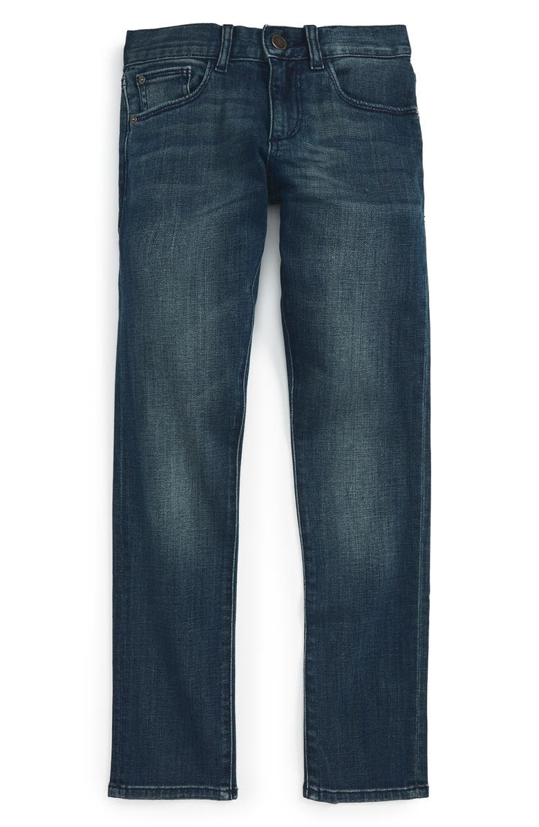 DL1961 'Hawke' Skinny Jeans, Main, color, 405
