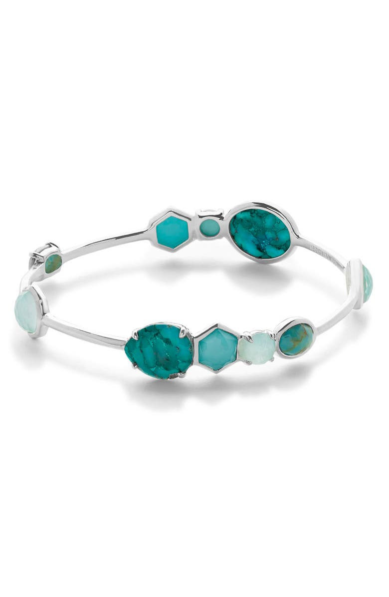 IPPOLITA Rock Candy Gelato Station Bangle, Main, color, 450