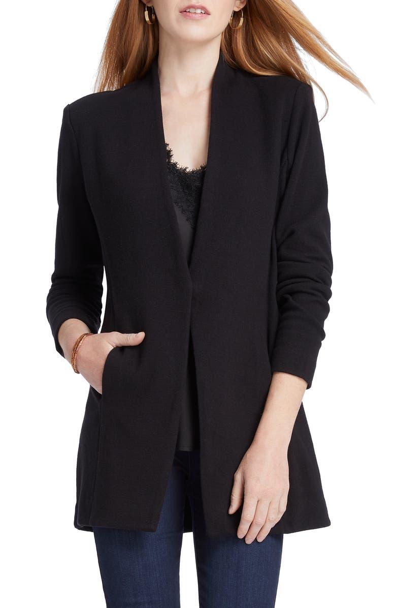 NIC+ZOE Grace Jacket, Main, color, BLACK ONYX