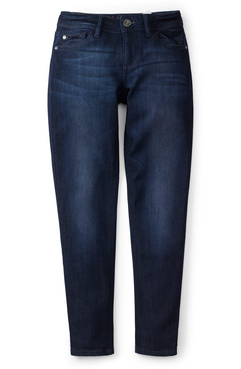 DL1961 'Chloe' Skinny Jeans, Main, color, LIMA