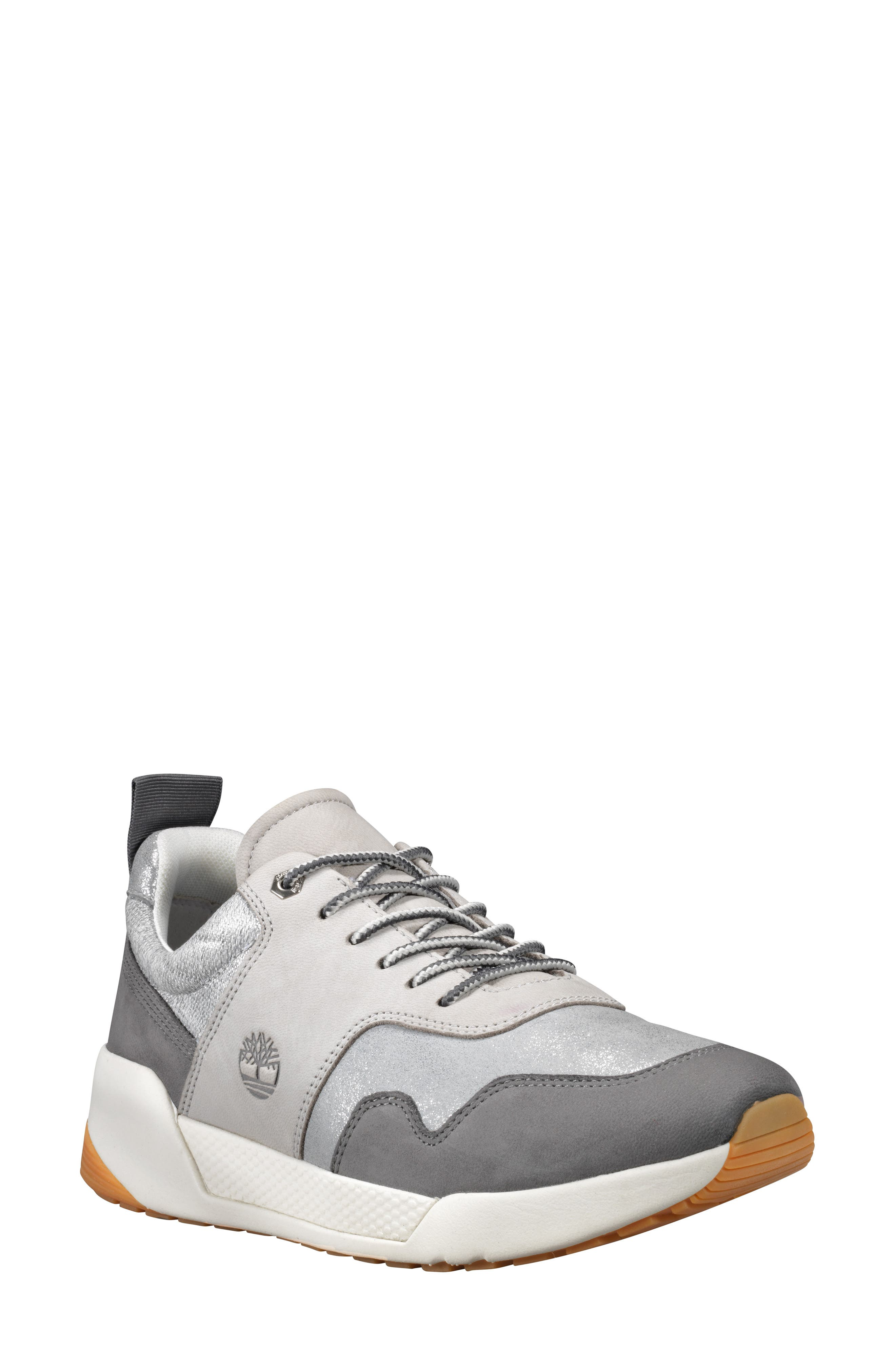 Timberland Kiri-Up Oxford Sneaker- Grey