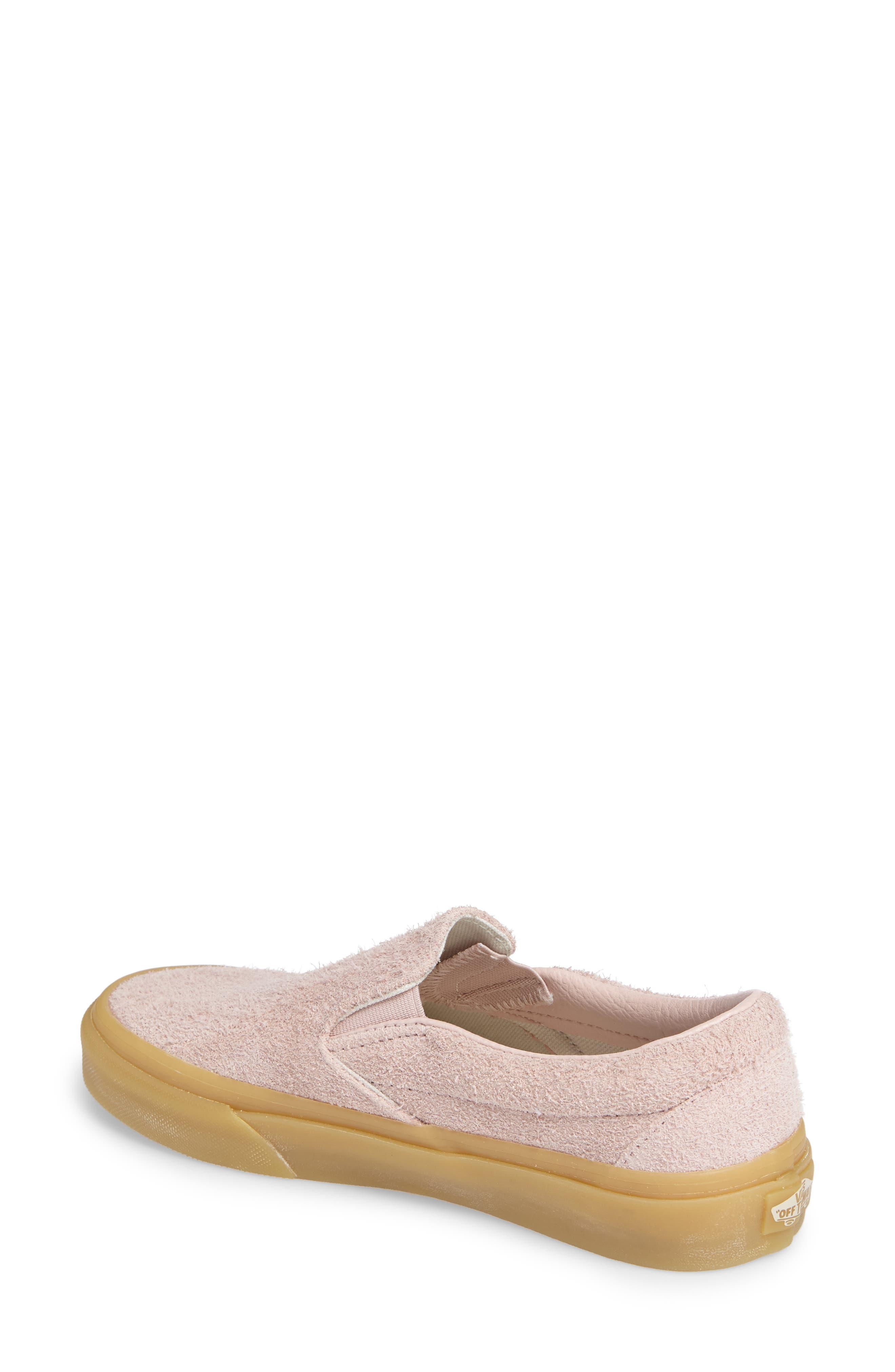 ,                             Classic Slip-On Sneaker,                             Alternate thumbnail 413, color,                             656