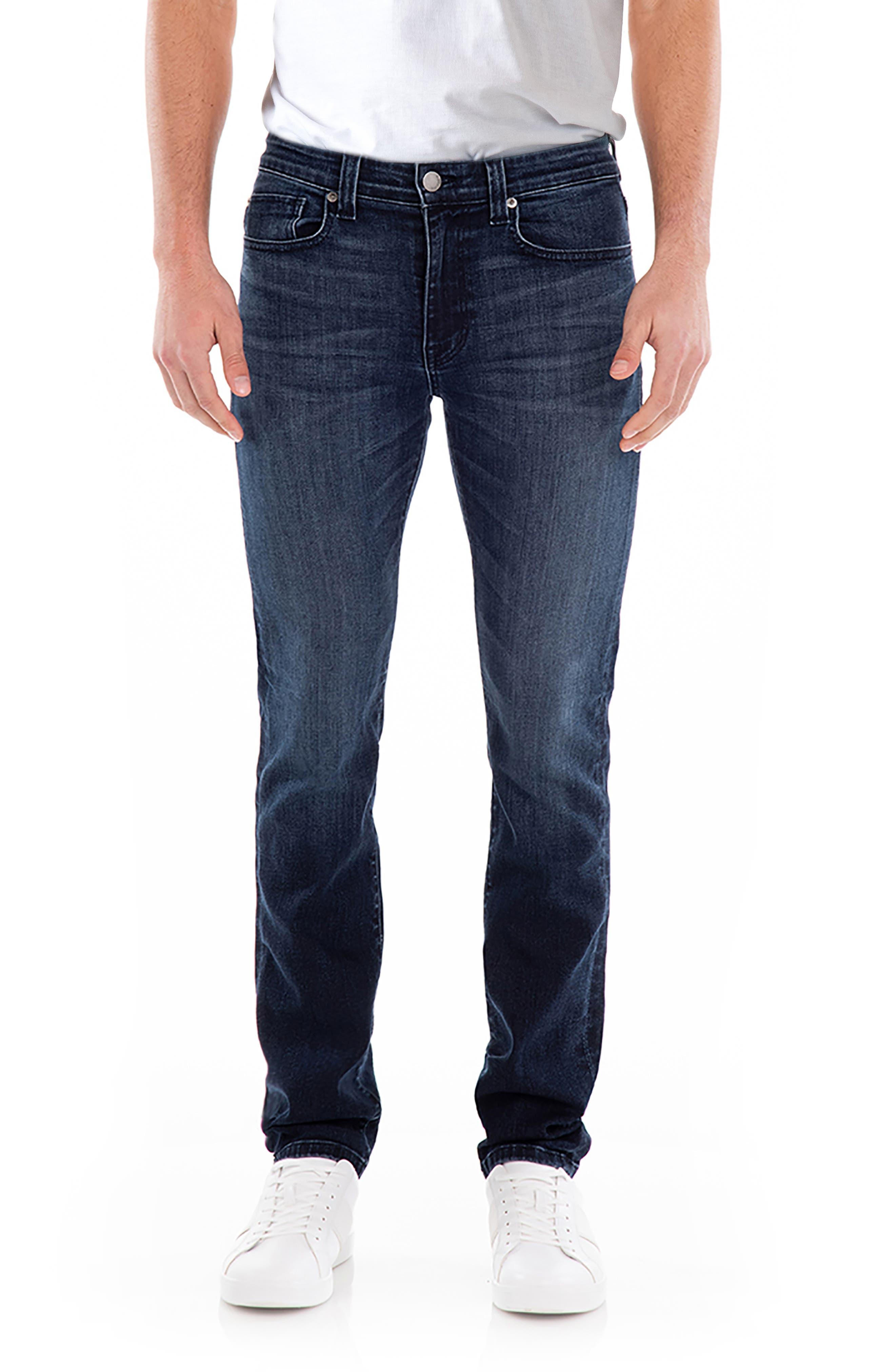 Fidelity Denim Fidelity Indie Skinny Fit Stretch Jeans