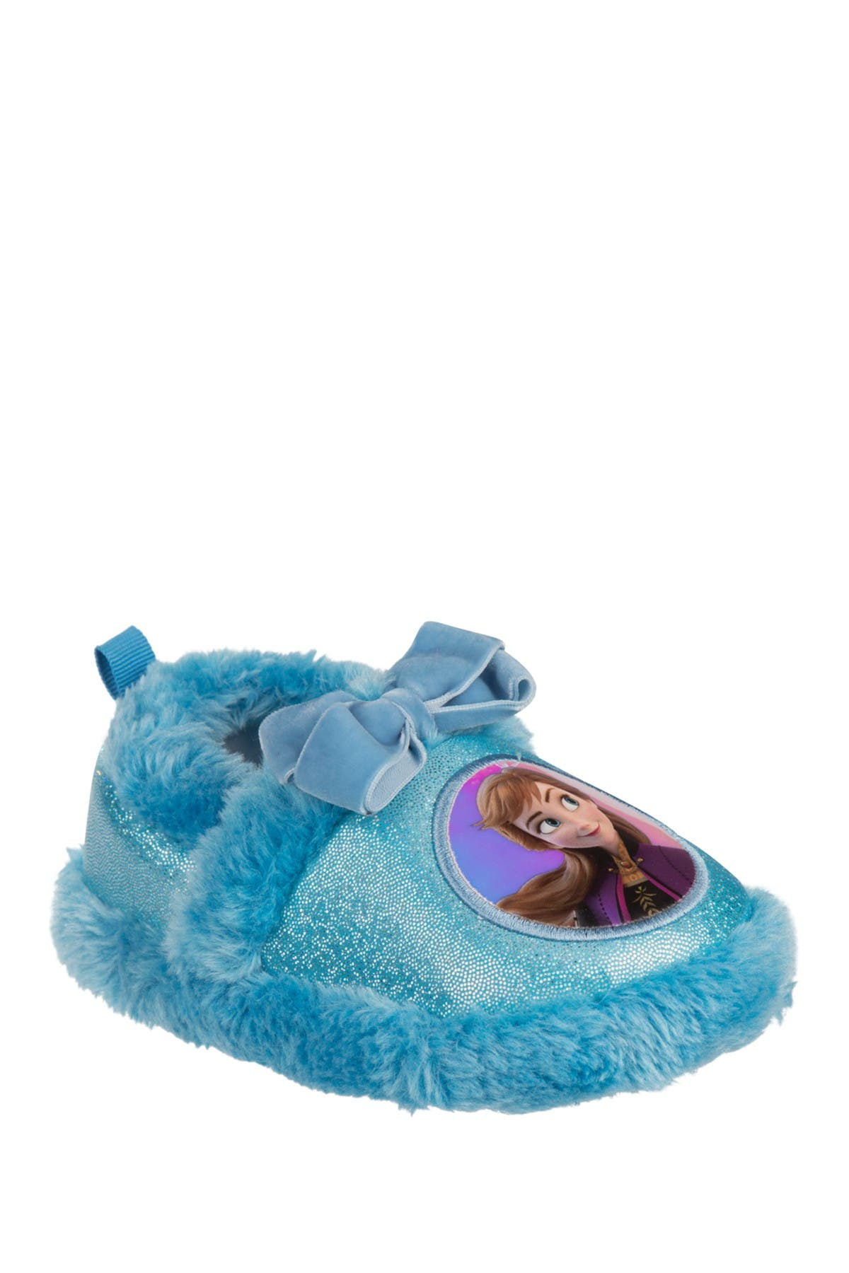 Image of Josmo Frozen Faux Fur Slippers