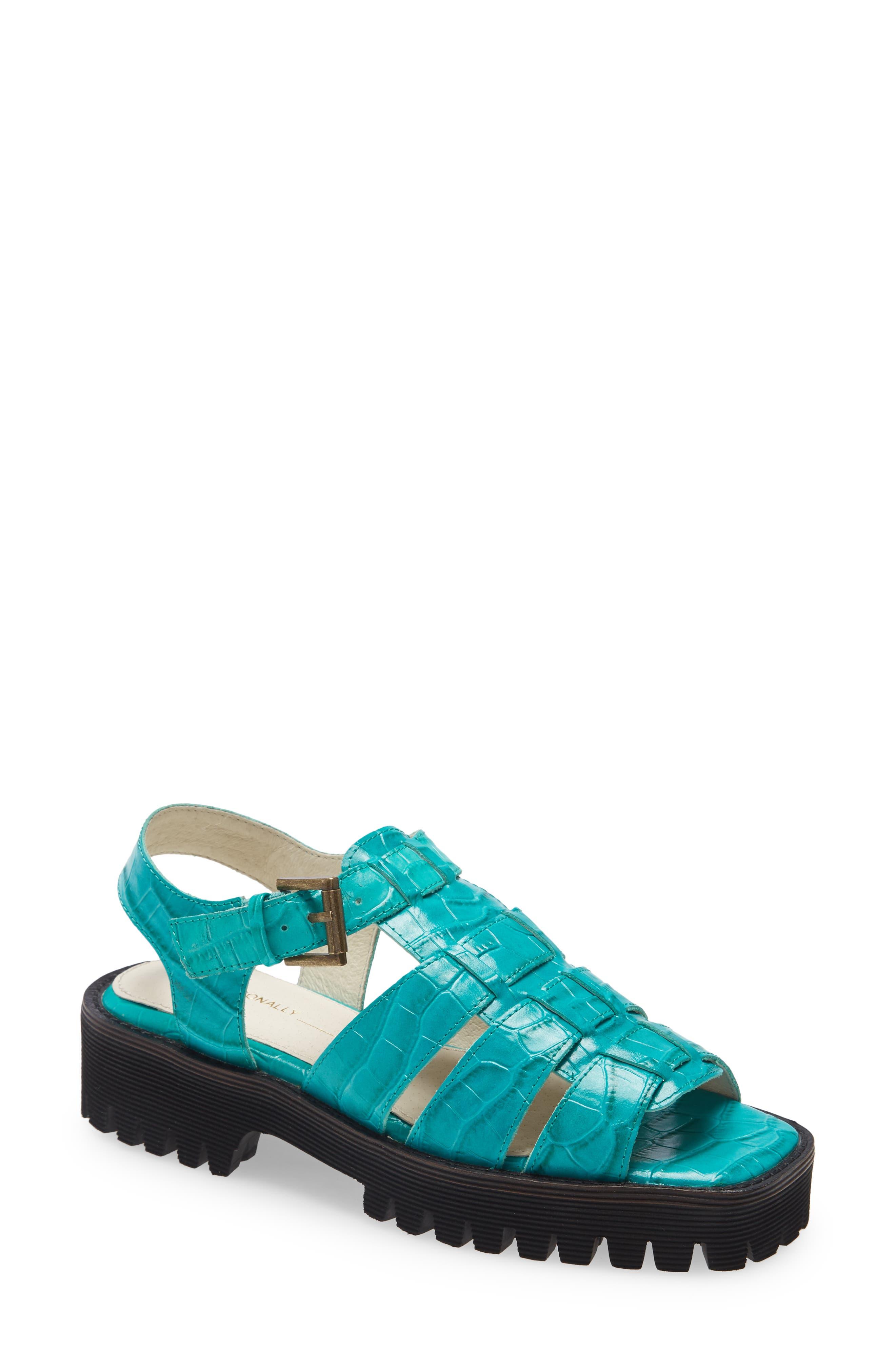 Haddie Platform Sandal