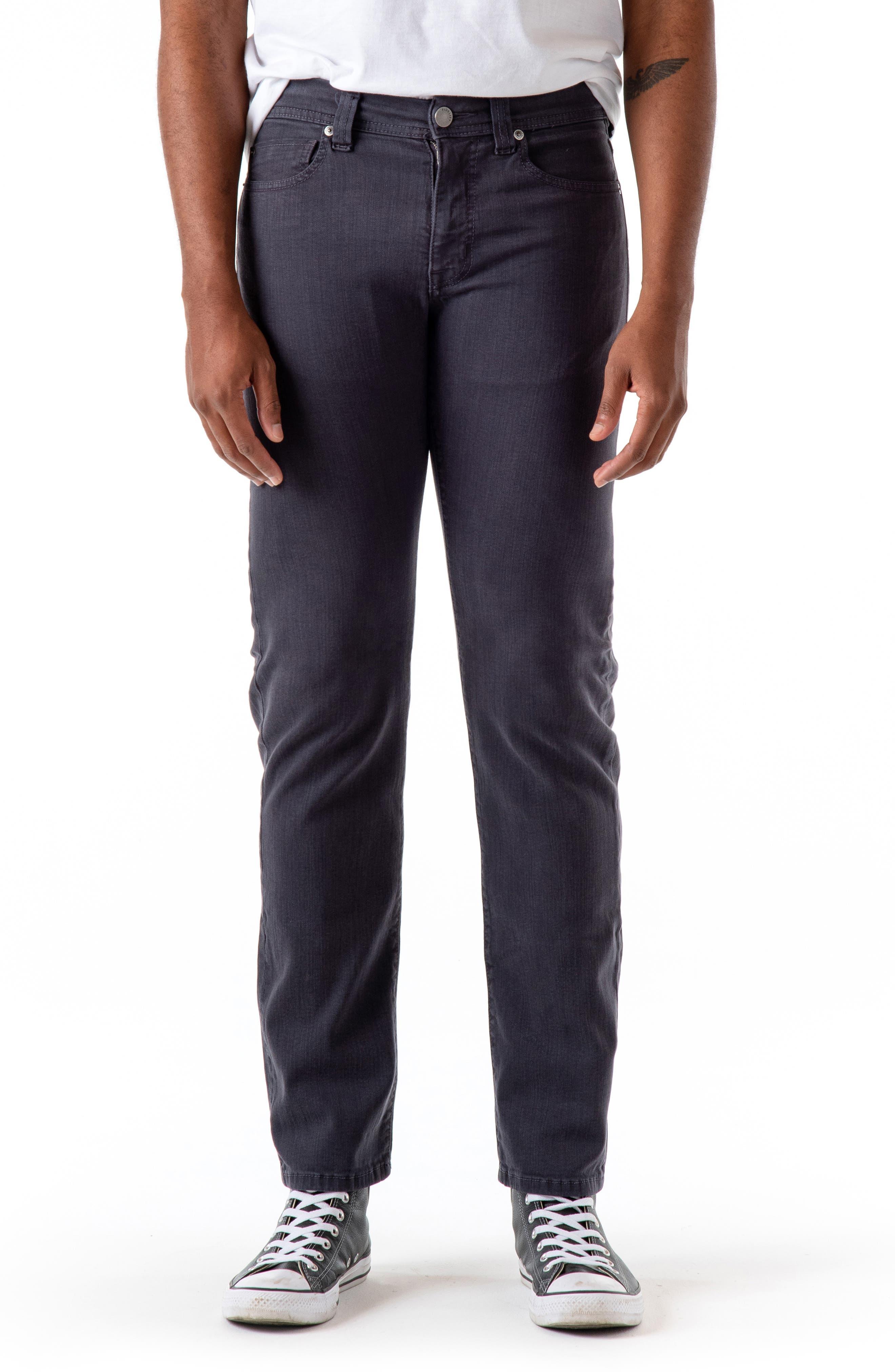 Jimmy Slim Straight Leg Five Pocket Pants