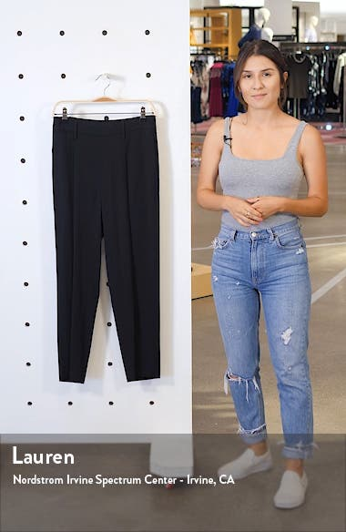 Easy Pull-On Ankle Pants, sales video thumbnail