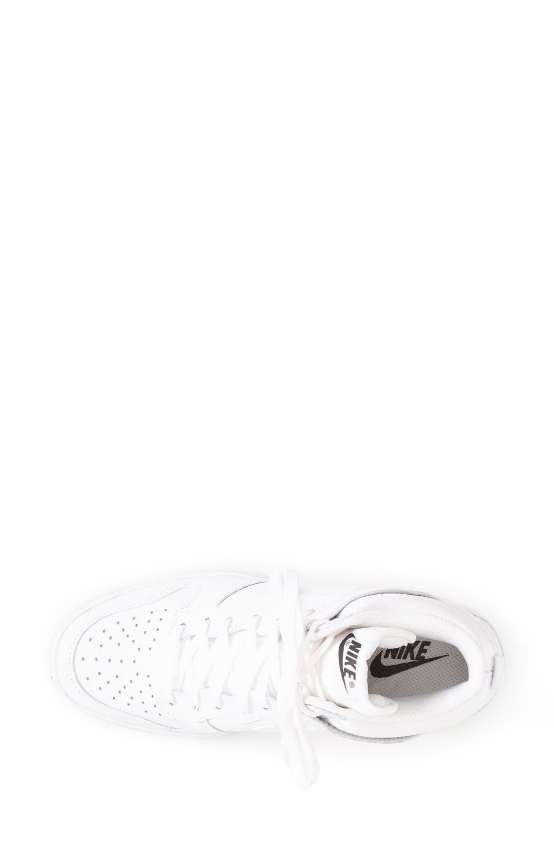 ,                             'Dunk Sky Hi - Essential' Wedge Sneaker,                             Alternate thumbnail 40, color,                             101