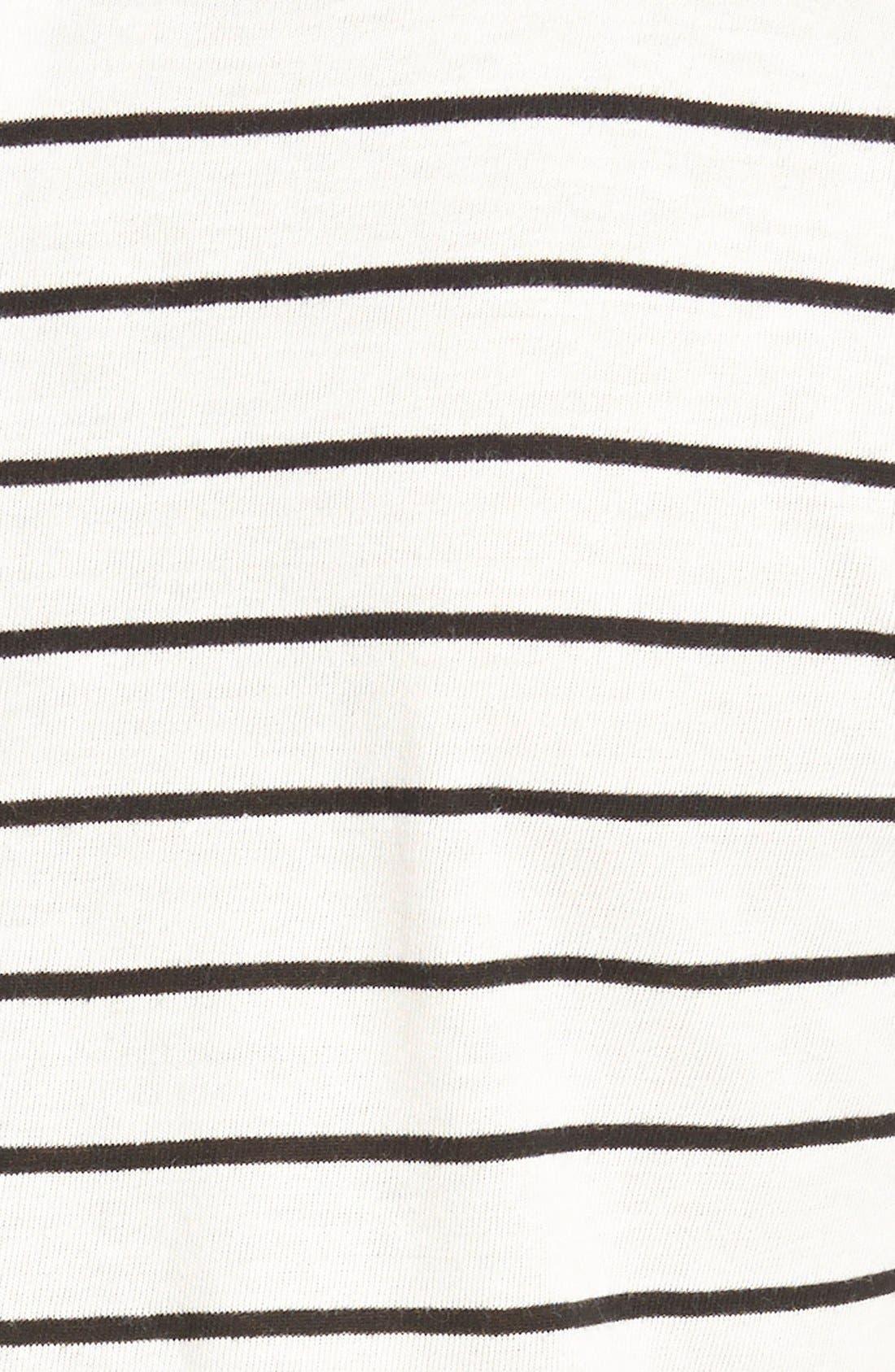 ,                             Stripe High/Low Tee,                             Alternate thumbnail 16, color,                             900