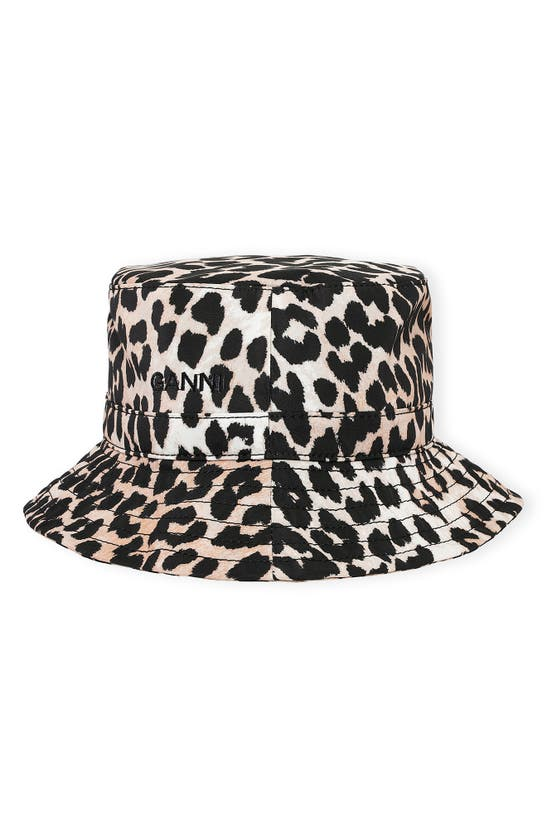 Ganni Hats RECYCLED POLYESTER BUCKET HAT