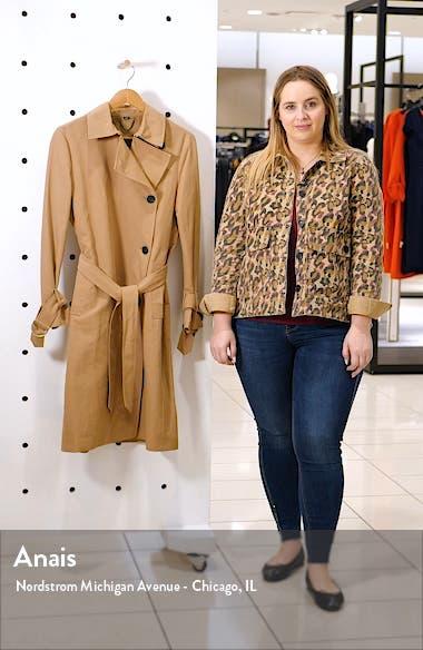 Avita Trench Coat, sales video thumbnail