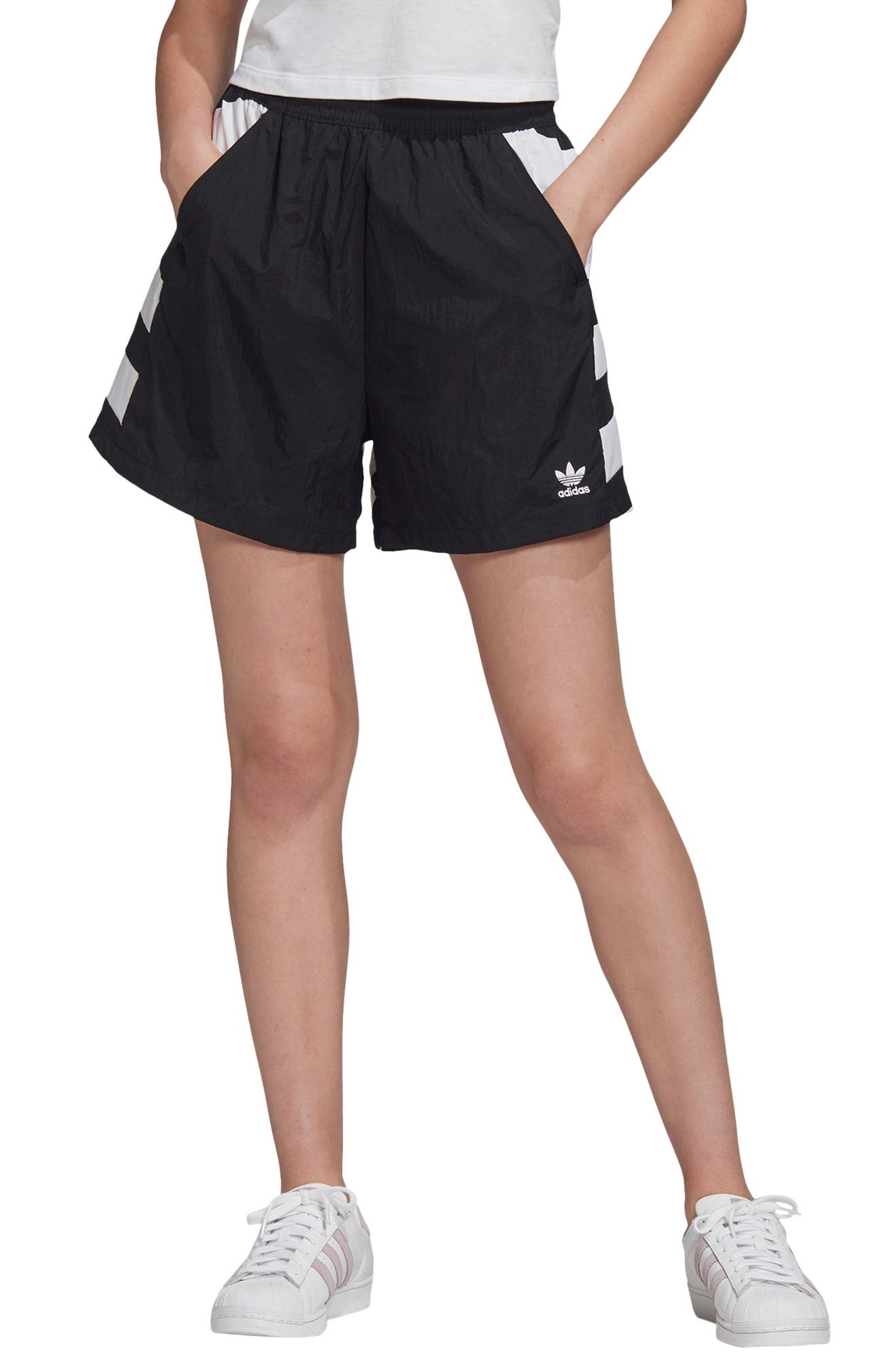 adidas Originals Large Logo Shorts