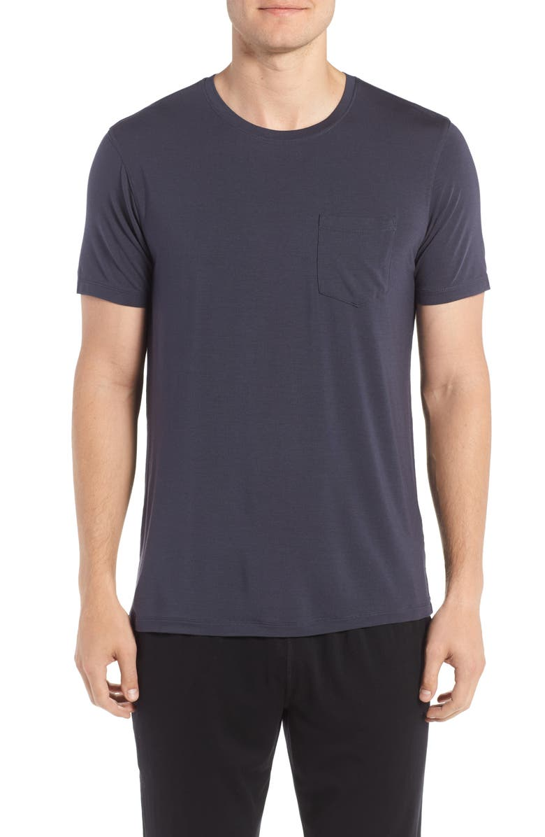 DANIEL BUCHLER Stretch Modal Blend T-Shirt, Main, color, 020